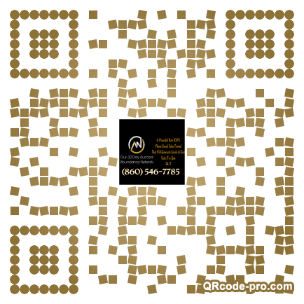 QR code with logo 23kh0