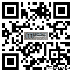 QR code with logo 23kn0