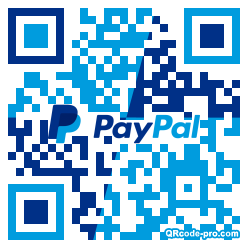 QR code with logo 23kr0