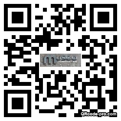 QR code with logo 23ku0