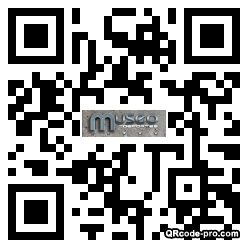 QR code with logo 23ky0