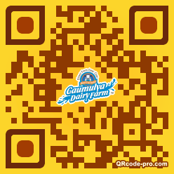 QR code with logo 23lj0