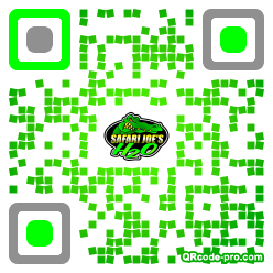 QR code with logo 23oQ0