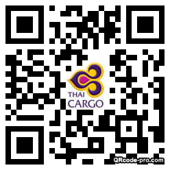 QR code with logo 23r60