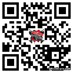 QR code with logo 23vk0