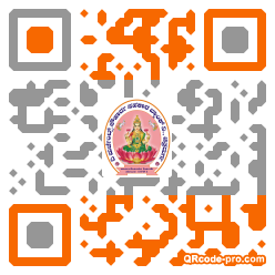 QR code with logo 23ws0
