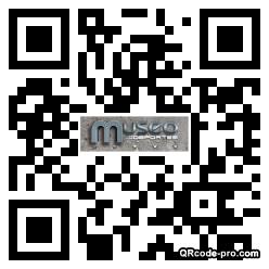QR code with logo 23yq0