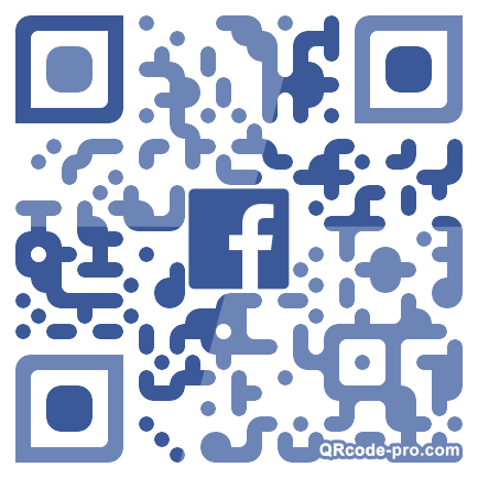 QR code with logo 240R0