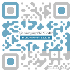 QR code with logo 241j0