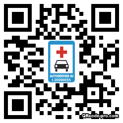 QR code with logo 242S0