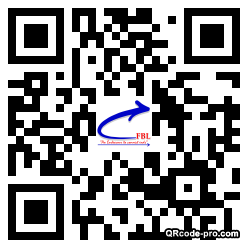 QR code with logo 243W0