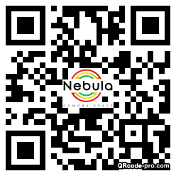 QR code with logo 24400