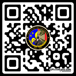 QR code with logo 24530