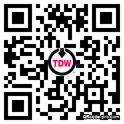 QR code with logo 247c0