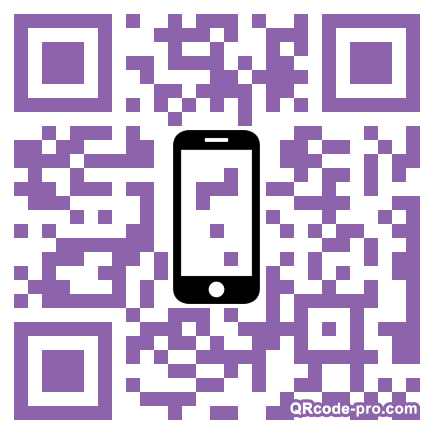 QR code with logo 247r0