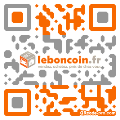 QR code with logo 24BC0