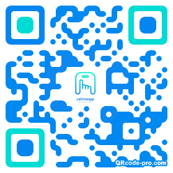 QR code with logo 24Bv0
