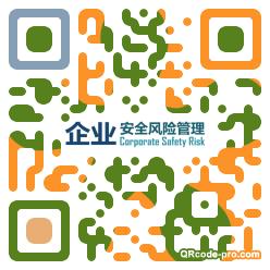 QR code with logo 24E40