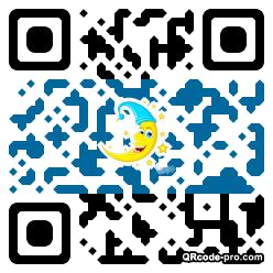 QR code with logo 24FD0
