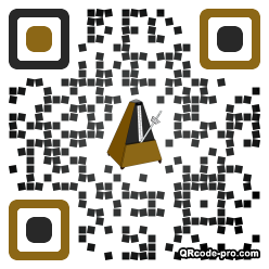 QR code with logo 24G10