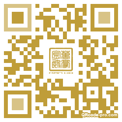 QR code with logo 24JX0