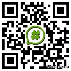 QR code with logo 24KS0