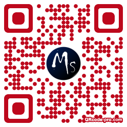 QR code with logo 24Ky0