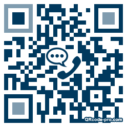 QR code with logo 24MB0