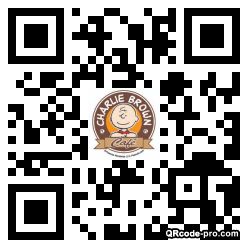 QR code with logo 24N70