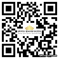 QR code with logo 24NB0
