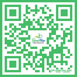 QR code with logo 24PS0