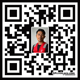 QR code with logo 24Sd0