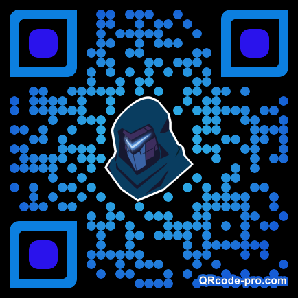 QR code with logo 24UF0
