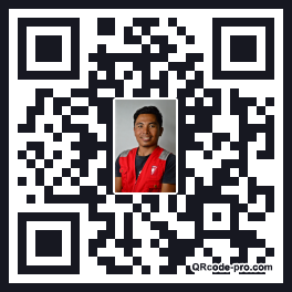 QR code with logo 24Uc0