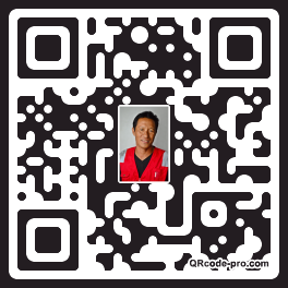 QR code with logo 24Us0