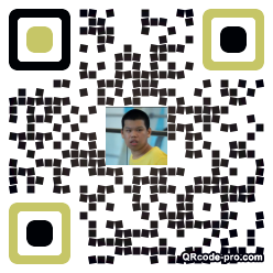 QR code with logo 24Vv0