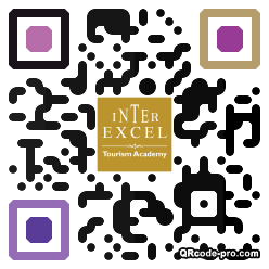 QR code with logo 24WT0