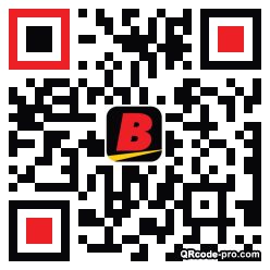 QR code with logo 24Wd0