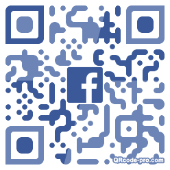 QR code with logo 24Xp0