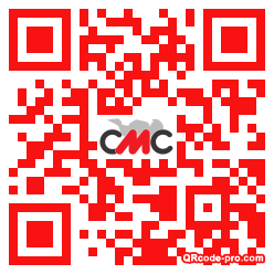 QR code with logo 24Z00