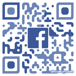 QR code with logo 24Z90