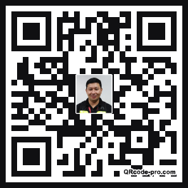QR code with logo 24ZF0