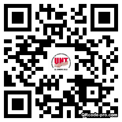 QR code with logo 24ZK0