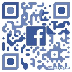 QR code with logo 24di0