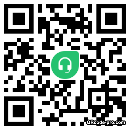 QR code with logo 24h20