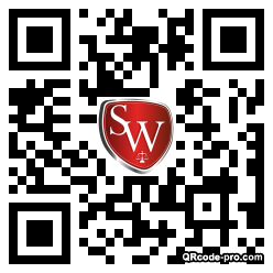 QR code with logo 24hv0