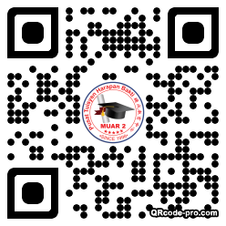QR code with logo 24id0