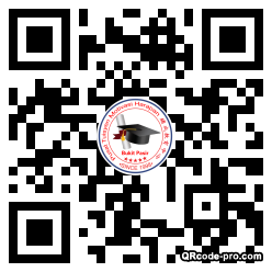 QR code with logo 24ie0