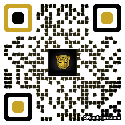 QR code with logo 24lC0