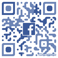 QR code with logo 24mG0